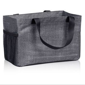 All in organizer charcoal crosshatch 31